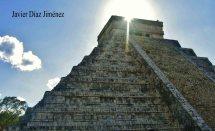 Chichén Itzá, en México en 1988 declarado por la UNESCO como Patrimonio de la Humanidad .