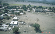 Las autoridades colombianas se vieron desbordadas por la magnitud de la catástrofe